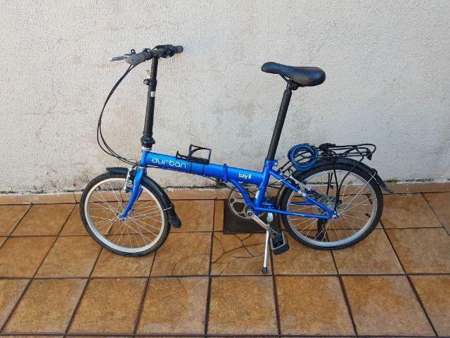 Bike dobrável durban