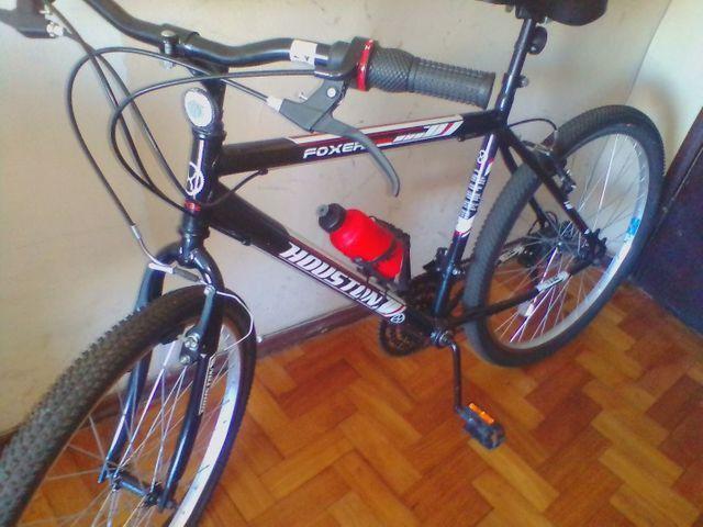 Bike zerada usada 3vzs aro 26 21marcha