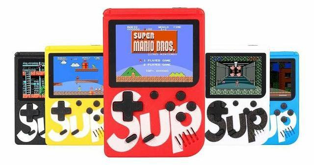 Consola de jogos portátil vendas no atacado
