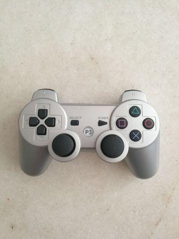 Controle joystick ps3 gamepad