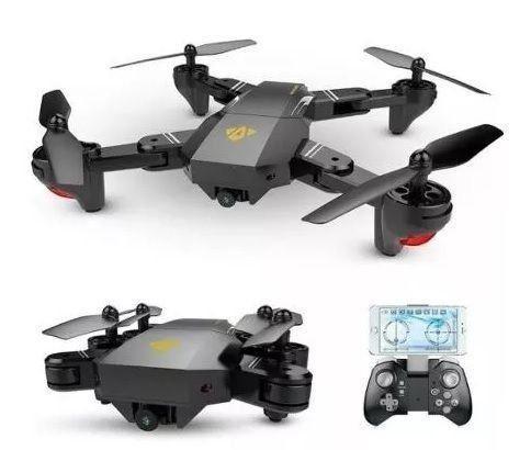 Drone top de linha com câmera vísuo (troco por vídeo