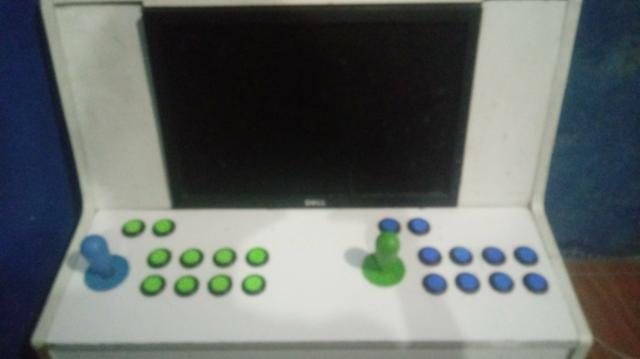 Emulador estilo fliperama troco por xbox 360