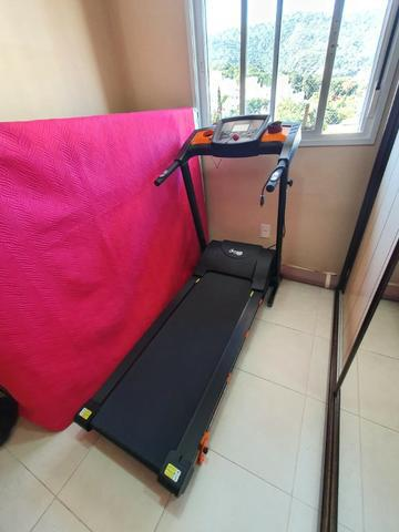 Esteira dream fitness energy 2.1 - zerada - parcelo em 3x