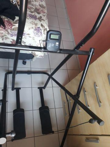 Fitness, simulador de caminhada