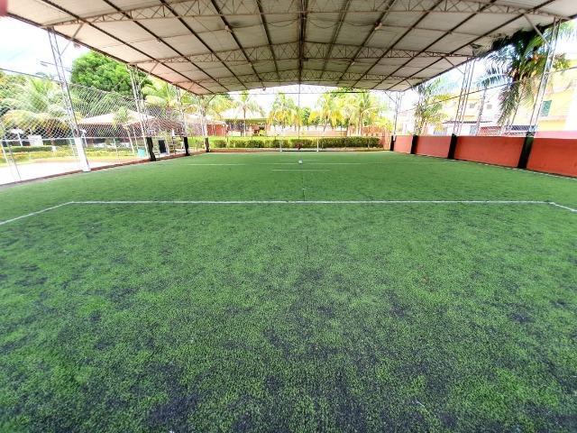 Futebol campo sintétido