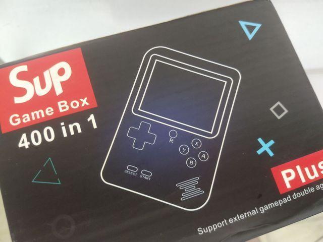 Game box sup (semi-novo)