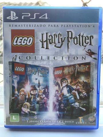 Lego harry potter collection - ps4 - mídia física