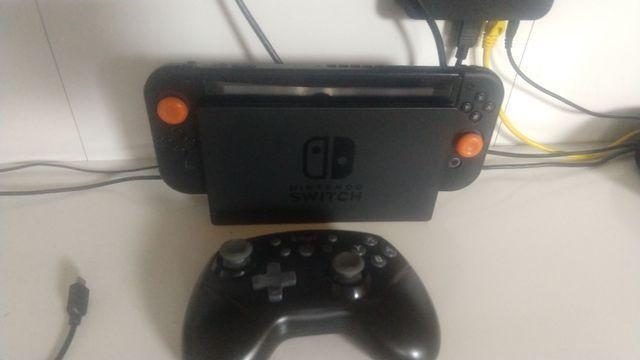 Nintendo swith troco por playstation 4 pró