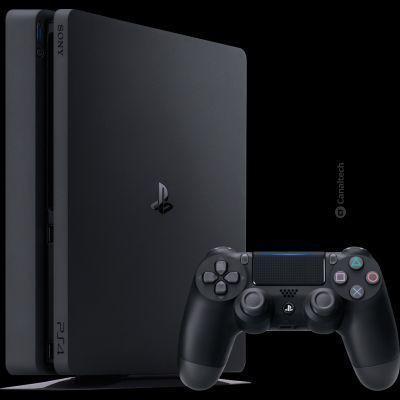 Playstation 4 1tb, 2 controles + 60 jogos