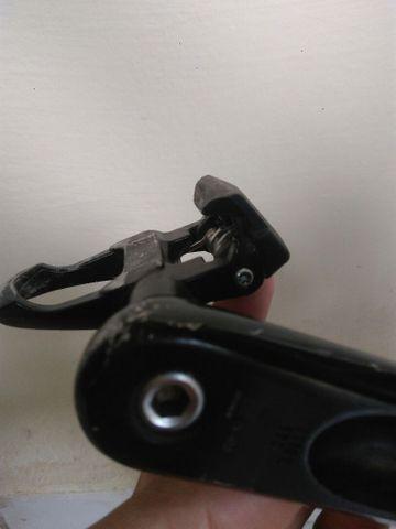Pedal clip wellgo (usado)