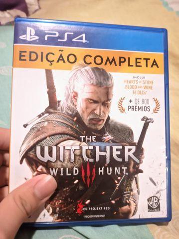 The witcher 3 wild hunt edição completa