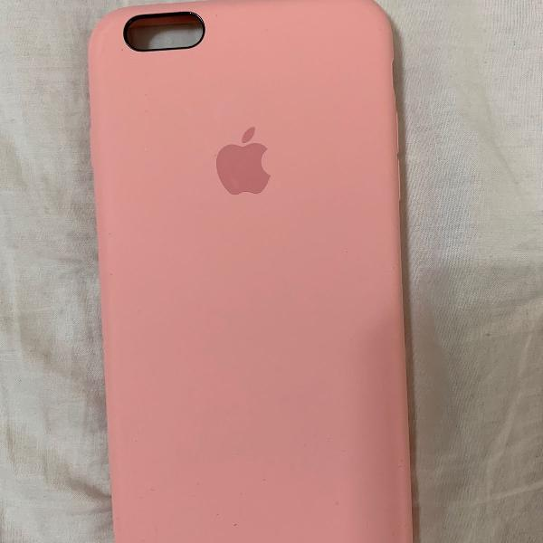 Capa para celular original iphone 6 plus apple
