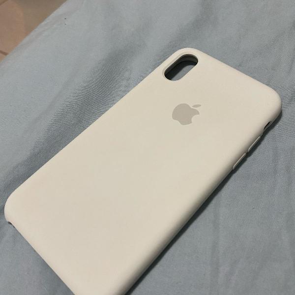 Case/ capinha iphone x original com nota fiscal