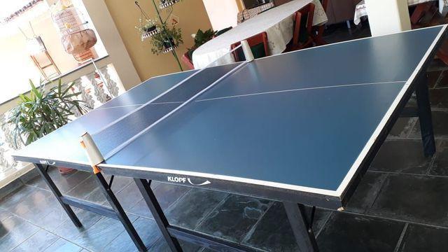 Mesa de tenis de mesa profissional klopf