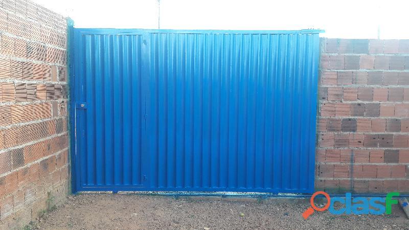 Segurança eletrônica e serralheria,venda,instalação e manutenção