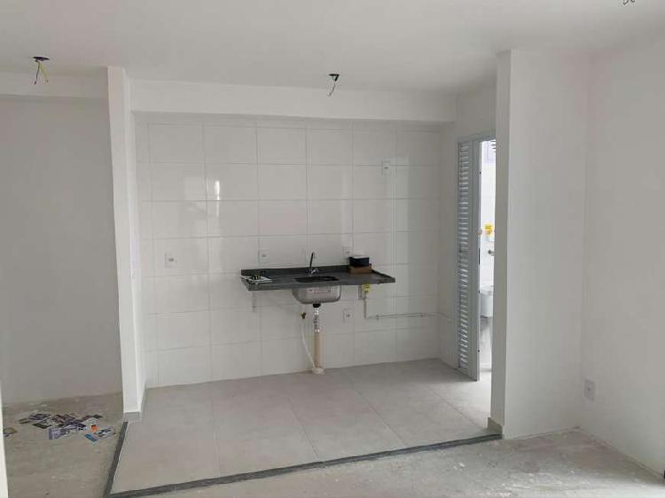 Apartamento 54m² , 1 vaga, 2 dorms. pronto para morar -