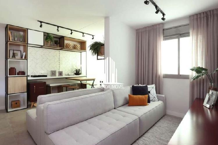 Apartamento 2 dormitórios santo amaro