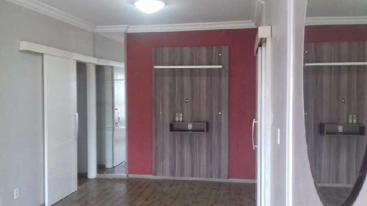 Apartamento com 2 dorms, campo grande, santos - r$ 365 mil,