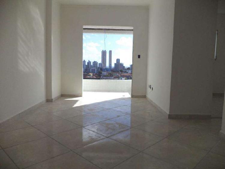 Apartamento com 2 dorms, ocian, praia grande - r$ 210 mil,