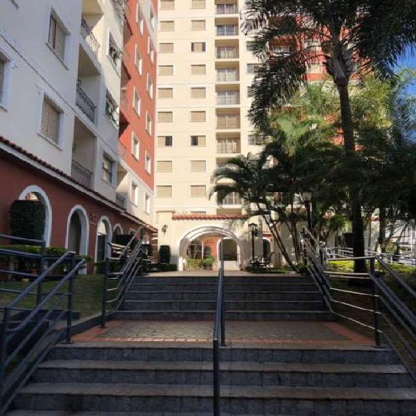 Apartamento para venda com 65 metros quadrados com 3 quartos