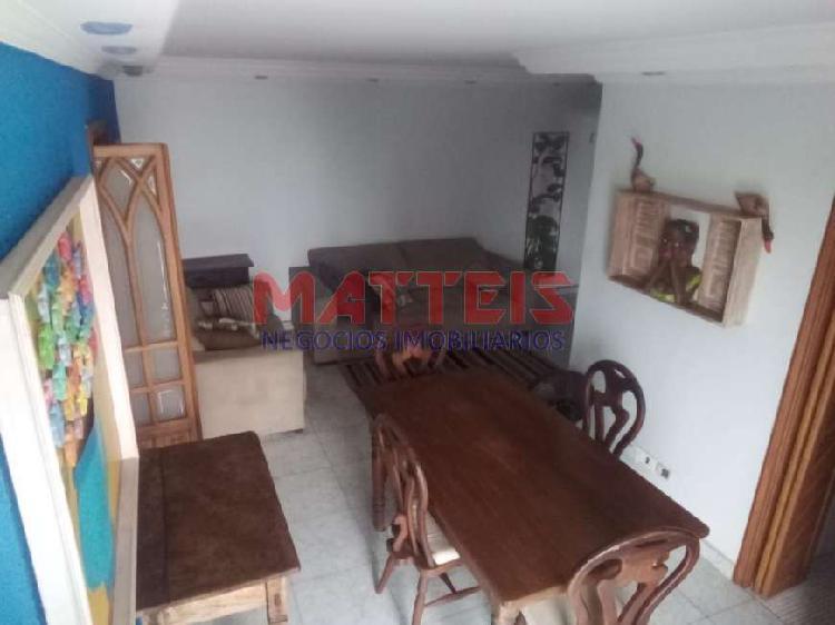 Apartamento para venda com 96 metros 3 quartos na vila