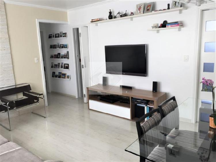 Apartamento para venda possui 83 metros quadrados com 3