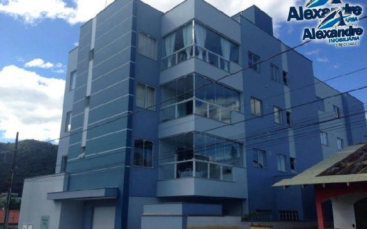 Apartamento à venda no vila lalau - jaraguá do sul, sc.