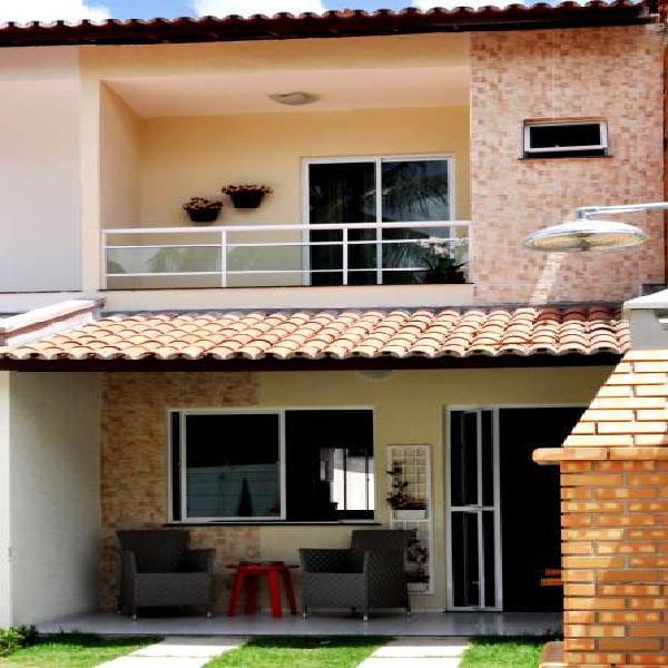 Casa duplex nova (com documentação inclusa!!!) no bairro