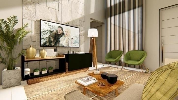 Casa em condomínio assis 2 dormitórios 72 m²