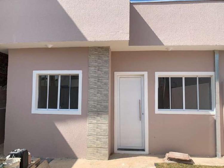 Casa nova para venda região campo grande campinas