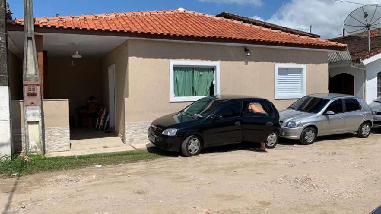 Casa de cond. 70m² - 2 dorm- vista linda - bertioga - sp r$