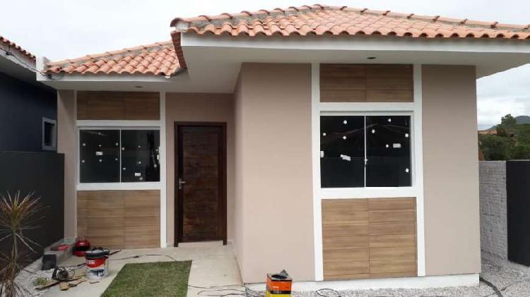 Casa nova de 3 quartos apenas r$ 190.000,00