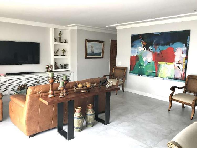 Excelente apartamento/ cobertura ponto nobre do jardim