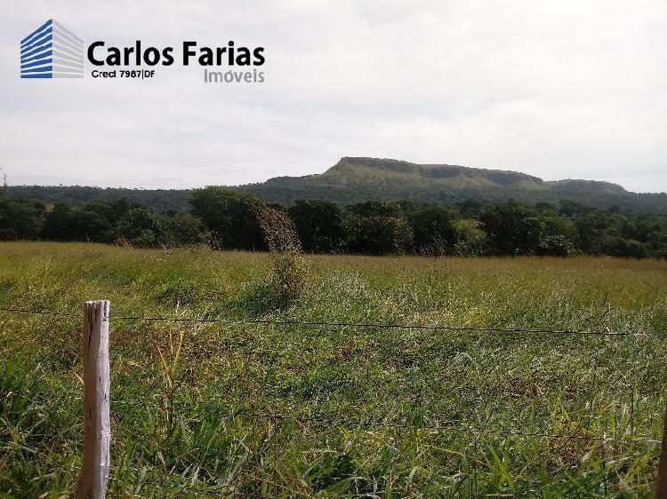 Fazenda para venda em brasília, setor habitacional fercal