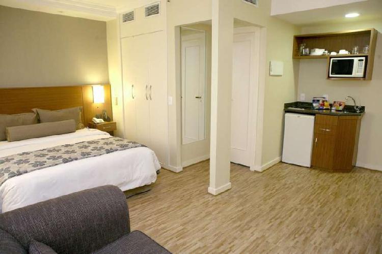 Flat com 1 quarto à venda, 35 m² por r$ 316.000 ótima
