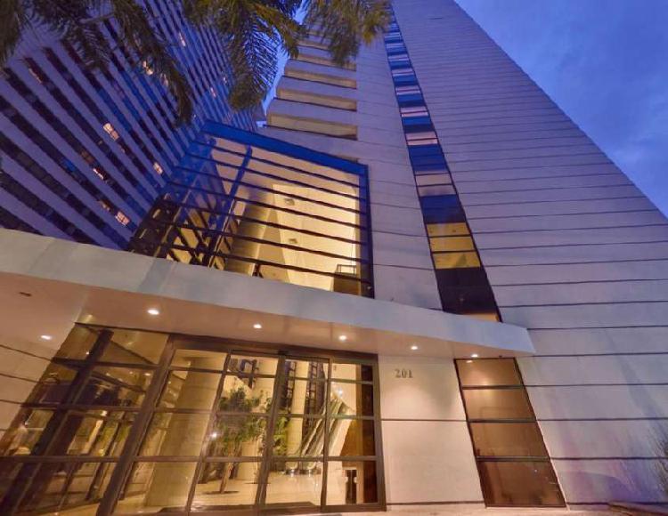 Flat para venda possui 32 m² com 1 quarto em paraíso -