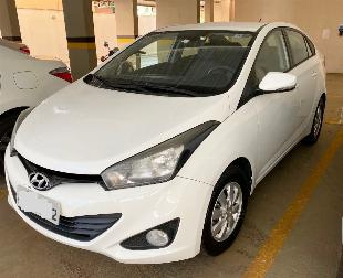 Hb20s comfort plus 1.6 manual 2015, branco,