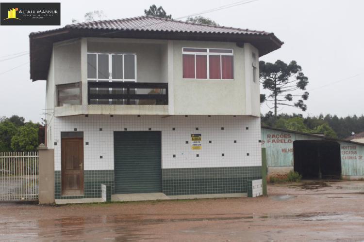 Prédio comercial/residencial para alugar no tabatinga -