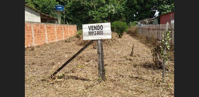 Terreno medindo 300 m2 - mgf imóveis