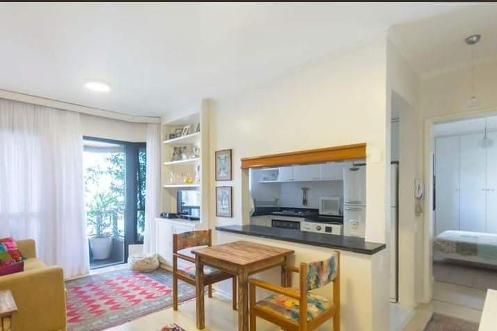 Excelente apartamento em localização única no itaim bibi