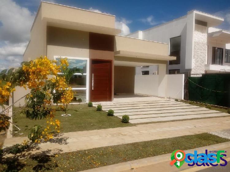 Casa nova com três suítes - terras alphaville 02
