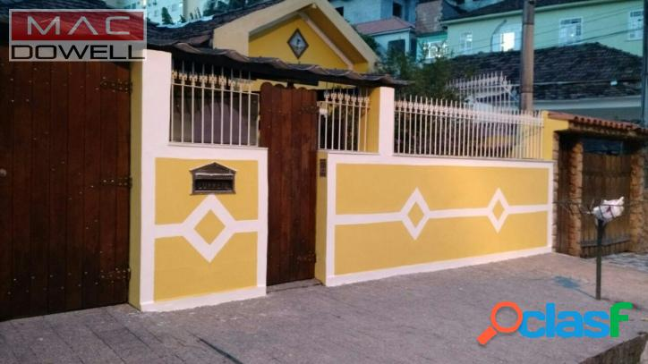 Venda - casa de rua - 110 m² - fonseca, niterói/rj