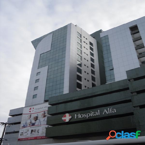 Excelentes salas para área de saúde em boa viagem !