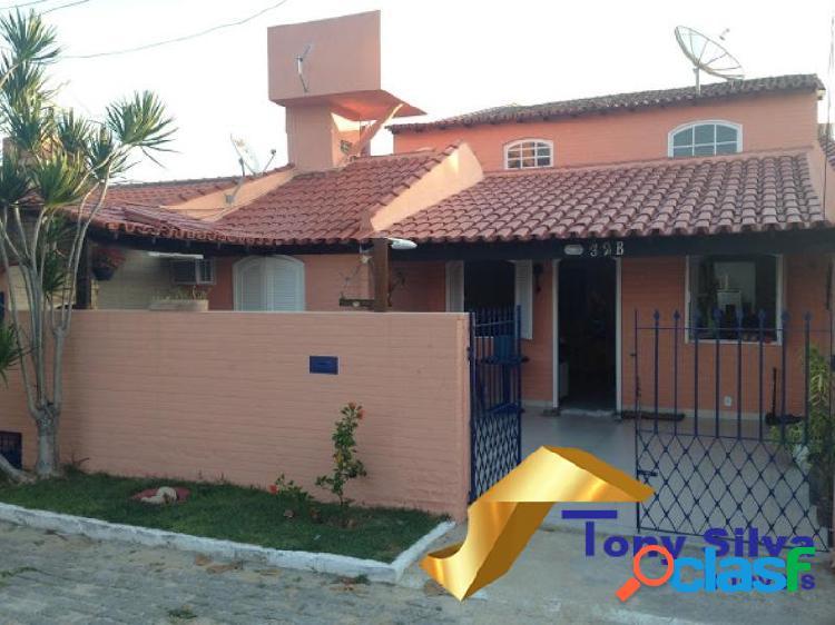 Excelente casa independente dentro de condomínio fechado em Cabo Frio!!! 1