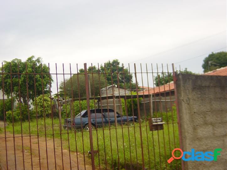 Terreno 500 m² bairro sta fé (prox.putim)