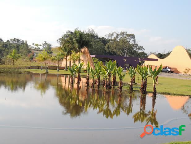Condominio espelho dagua 1.110 m² fundo para o lago bela