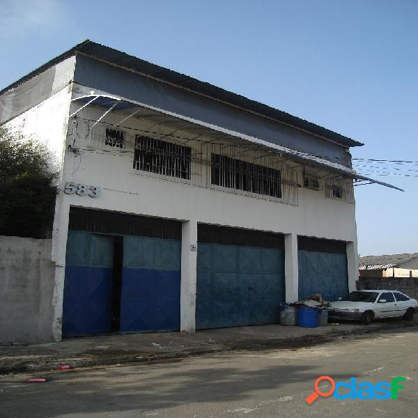Galpão 660 m² - jd. imperial zona sul