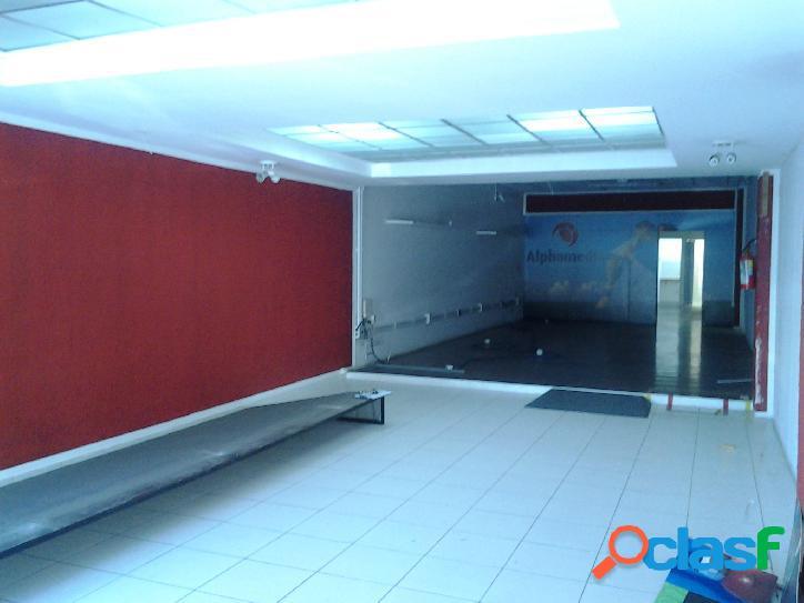 Salão comercial 200m² á 400m² alugo total ou parcial