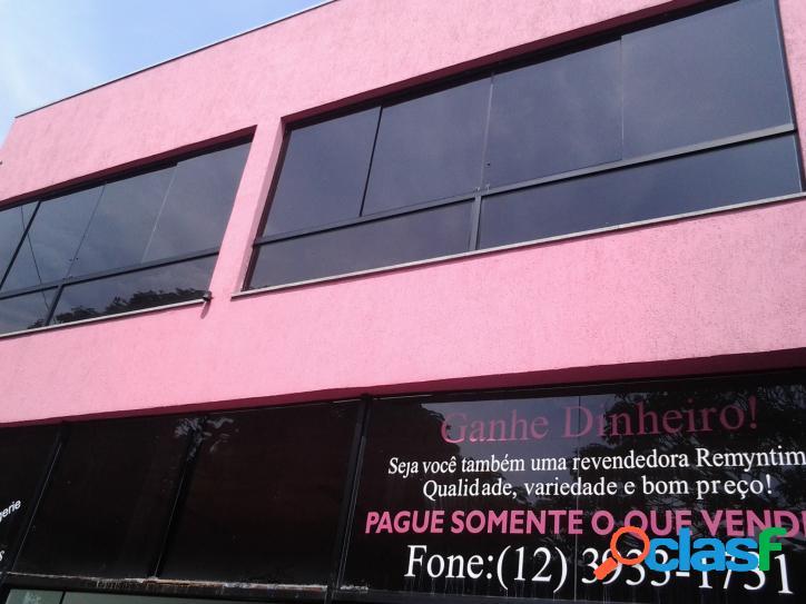 Salão comercial 400 m² zona sul de sjcampos-sp