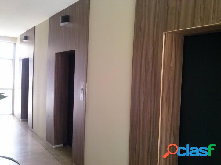Sala comercial andar alto com 32m² / garagem vendo / alugo